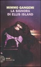 Copertina dell'audiolibro La signora di Ellis Island di CANGEMI, Mimmo