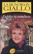 Copertina dell'audiolibro La signora in giallo. Delitto in maschera