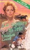 Copertina dell'audiolibro La signora in seta di LOWELL, Elizabeth