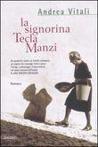 Copertina dell'audiolibro La signorina Tecla Manzi