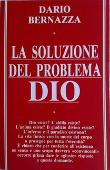 Copertina dell'audiolibro La soluzione del problema Dio di BERNAZZA, Dario