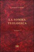 Copertina dell'audiolibro La somma teologica vol. 3 di TOMMASO D'AQUINO, santo