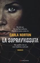 Copertina dell'audiolibro La sopravvissuta di NORTON, Clara