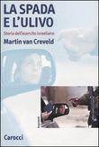 Copertina dell'audiolibro La spada e l'ulivo di CREVELD, Martin van