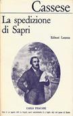 Copertina dell'audiolibro La spedizione di Sapri di CASSESE, Leopoldo
