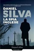 Copertina dell'audiolibro La spia inglese di SILVA, Daniel