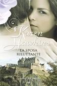 Copertina dell'audiolibro La sposa riluttante di HAWKINS, Karen