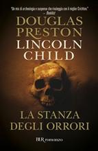 Copertina dell'audiolibro La stanza degli orrori di PRESTON, Douglas - CHILD, Lincoln