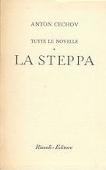 Copertina dell'audiolibro La steppa e altri racconti