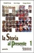Copertina dell'audiolibro La storia al presente 1 di DE LUNA, G. - MERIGGI, M.- ALBERTONI, G.