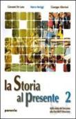 Copertina dell'audiolibro La storia al presente 2 di DE LUNA, G. - MERIGGI, M.- ALBERTONI, G.