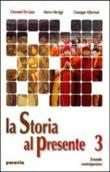 Copertina dell'audiolibro La storia al presente 3 di DE LUNA, G. - MERIGGI, M.- ALBERTONI, G.