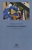 Copertina dell'audiolibro La storia di Genji. Il principe splendente