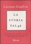 Copertina dell'audiolibro La storia falsa di CANFORA, Luciano