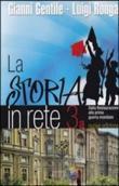 Copertina dell'audiolibro La storia in rete 3A di GENTILE, Gianni - RONGA, Luigi