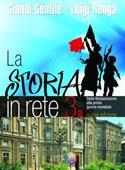 Copertina dell'audiolibro La storia in rete 3A – nuova edizione