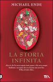 Copertina dell'audiolibro La storia infinita di ENDE, Michael