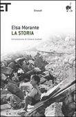 Copertina dell'audiolibro La storia di MORANTE, Elsa