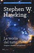 Copertina dell'audiolibro La teoria del tutto: origine e destino dell'universo