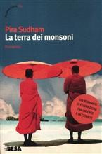 Copertina dell'audiolibro La terra dei monsoni di SUDHAM, Pira