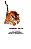 Copertina dell'audiolibro La tigre di VAILLANT, John