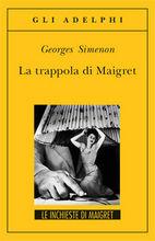 Copertina dell'audiolibro La trappola di Maigret