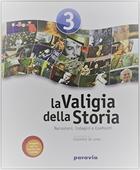 Copertina dell'audiolibro La valigia della storia 3 di DE LUNA, Giovanni (un progetto di)