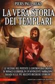 Copertina dell'audiolibro La vera storia dei templari di READ, Piers Paul