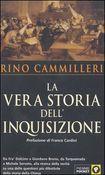 Copertina dell'audiolibro La vera storia dell'inquisizione