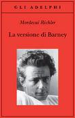 Copertina dell'audiolibro La versione di Barney di RICHLER, Mordecai