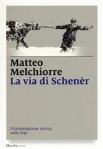 Copertina dell'audiolibro La via di Schener