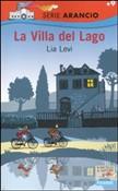 Copertina dell'audiolibro La Villa del Lago di LEVI, Lia