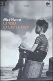 Copertina dell'audiolibro La vista da Castle Rock di MUNRO, Alice