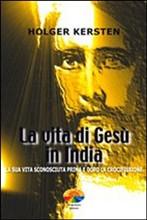 Copertina dell'audiolibro La vita di Gesù in India di KERSTEN, Holger
