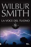 Copertina dell'audiolibro La voce del tuono di SMITH, Wilbur