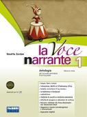 Copertina dell'audiolibro La voce narrante 1 – Antologia