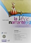 Copertina dell'audiolibro La voce narrante 2 – Antologia