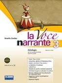 Copertina dell'audiolibro La voce narrante 3 – Antologia