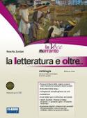 Copertina dell'audiolibro La voce narrante – La letteratura e Oltre – Antologia