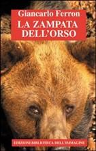 Copertina dell'audiolibro La zampata dell'orso di FERRON, Giancarlo