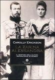 Copertina dell'audiolibro La Zarina Alessandra