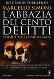 Copertina dell'audiolibro L'abbazia dei cento delitti di SIMONI, Marcello