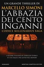 Copertina dell'audiolibro L'abbazia dei cento inganni