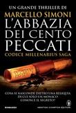 Copertina dell'audiolibro L'abbazia dei cento peccati di SIMONI, Marcello