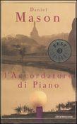 Copertina dell'audiolibro L'accordatore di piano di MASON, Daniel