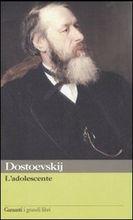 Copertina dell'audiolibro L'adolescente di DOSTOEVSKIJ, Fëdor Mihajlovic