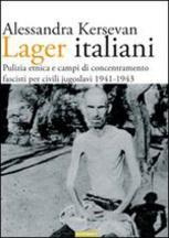 Copertina dell'audiolibro Lager italiani di KERSEVAN, Alessandra