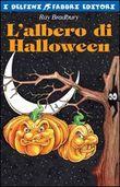 Copertina dell'audiolibro L'albero di Halloween di BRADBURY, Ray