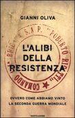 Copertina dell'audiolibro L'alibi della resistenza