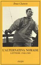 Copertina dell'audiolibro L'alternativa nomade – Lettere 1948-1989 di CHATWIN, Bruce